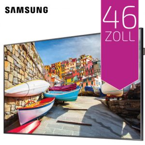 Samsung OM46N Public Display Semi Outdoor