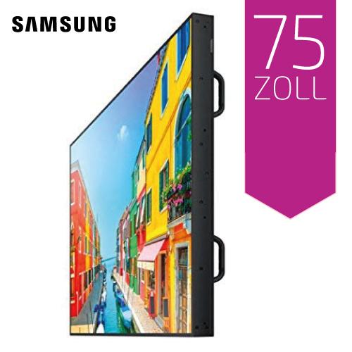Samsung OM75R Public Display Semi Outdoor